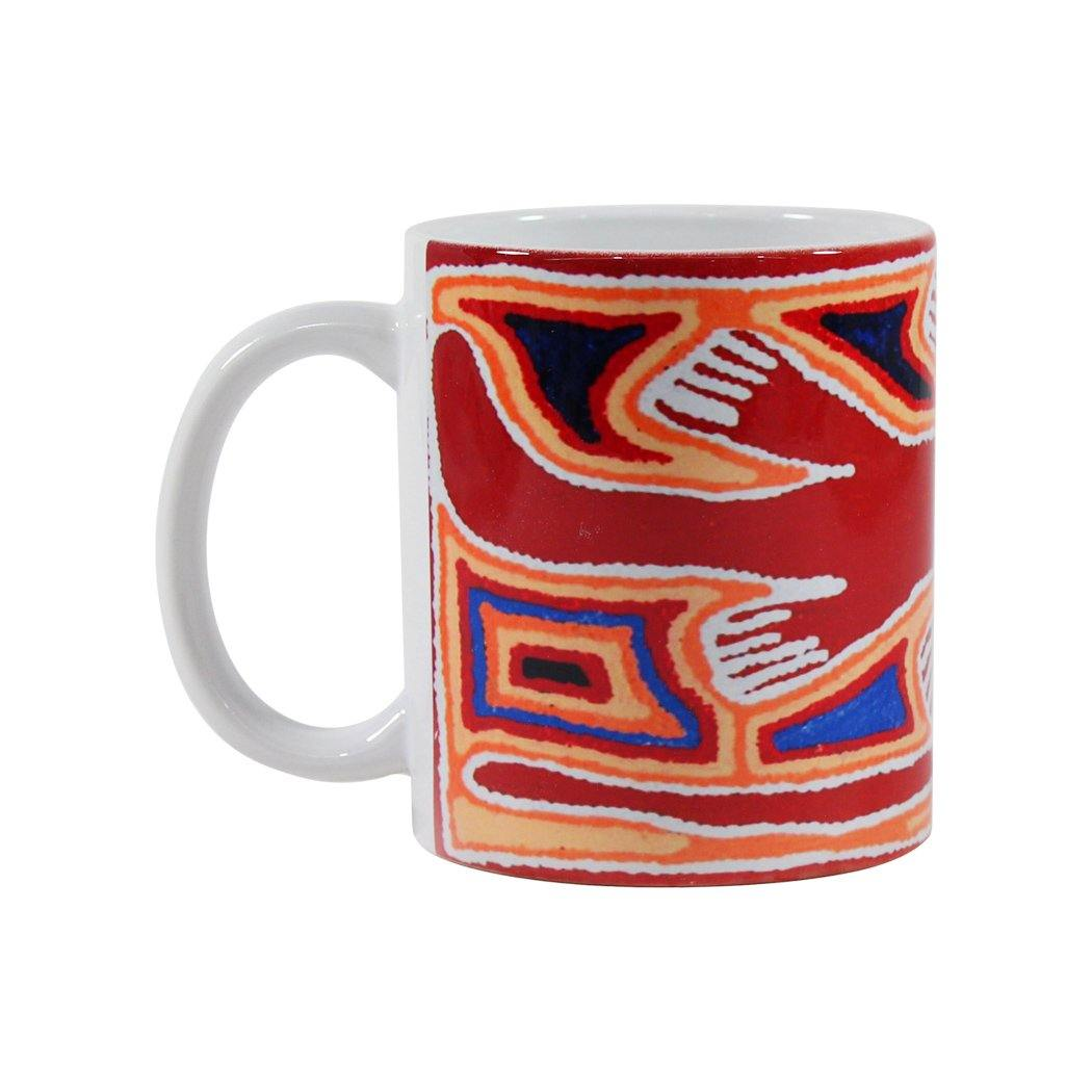 Western Desert Collection Mug -  Linda Syddick