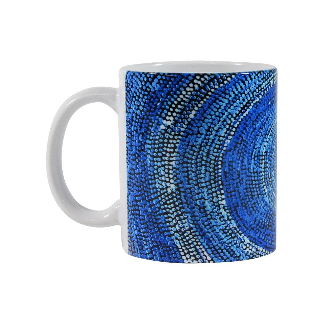 Western Desert Collection Mug - Sabrina Robertson Nangala