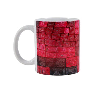 Western Desert Collection Mug - Thomas Tjapaltjarri