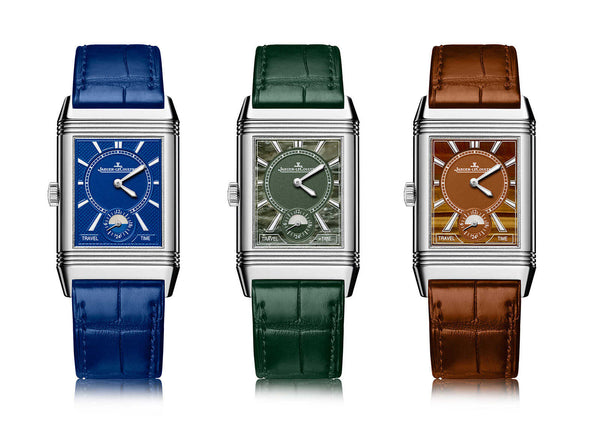 Jaeger-LeCoultre Introduces Natural Stone Dials for Atelier Reverso-cover