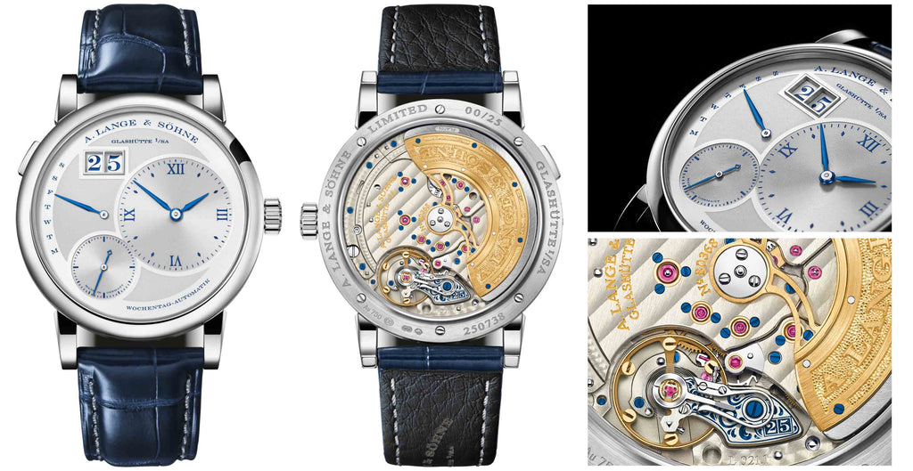 A.Lange & Söhne Lange 1 Daymatic 25th Anniversary