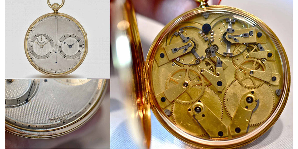 Breguet Pocket Watch No. 2667