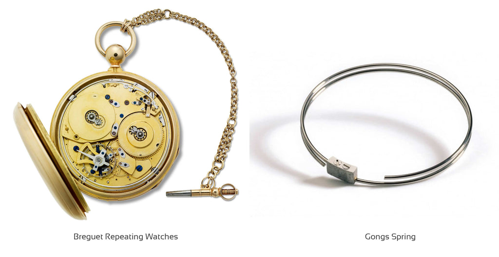 Gongs for Repeating Watches