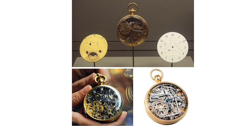The Marie-Antoinette Pocket Watch