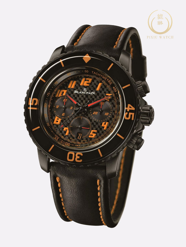 Blancpain Speed Command Chronograph