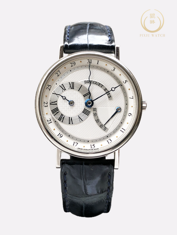 Breguet Classique 3680 White Gold Power Reserve