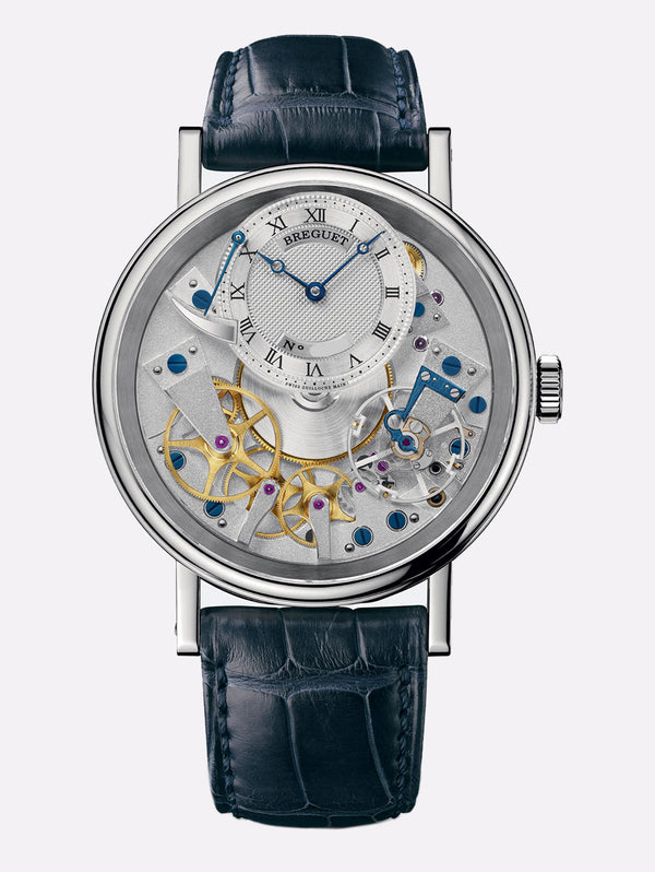 Breguet Tradition Skeleton 7057 White Gold