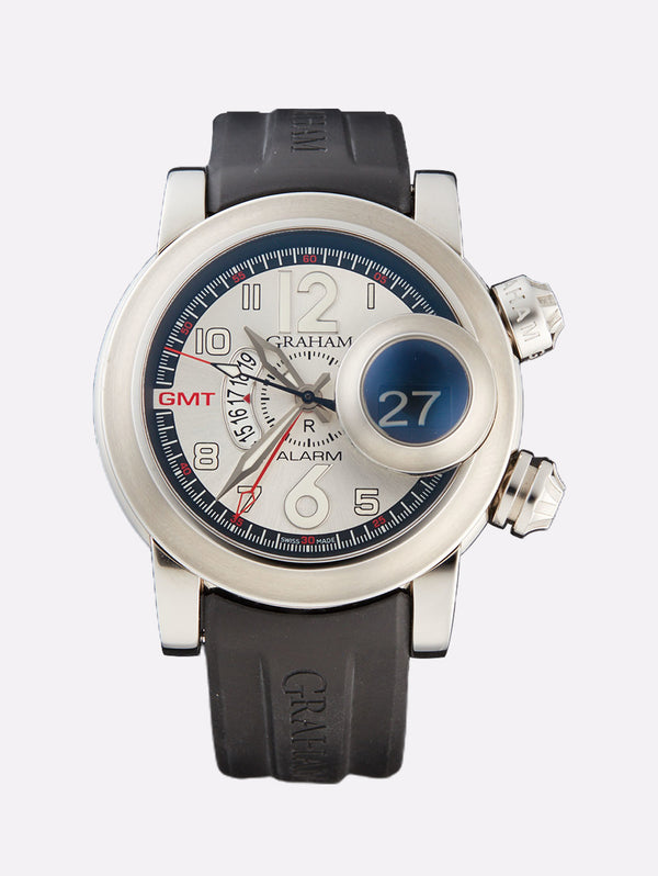 Graham Swordfish Grillo GMT-Alarm