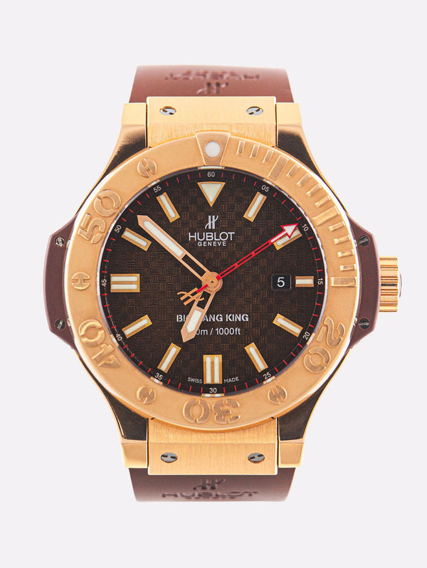 Hublot Big Bang King Rose Gold Chocolate Dial