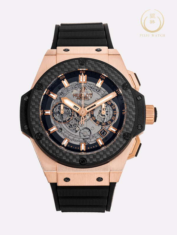 Hublot King Power Unico Chronograph Rose Gold