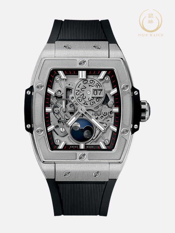 Hublot Spirit of Big Bang Moonphase Titanium