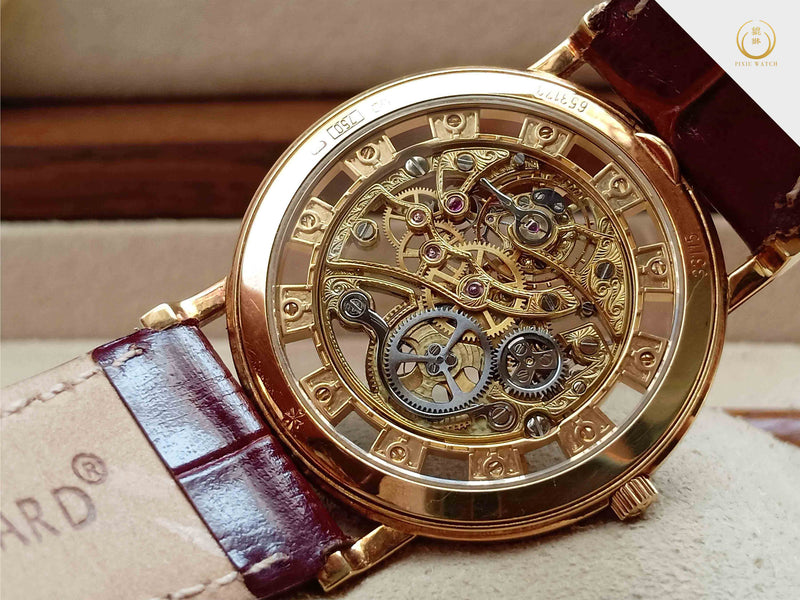 Vacheron Constantin Traditionnelle Ultra Thin Vintage Yellow Gold
