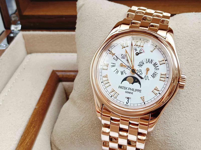 Patek Phillippe Complications 5036 Annual Calendar