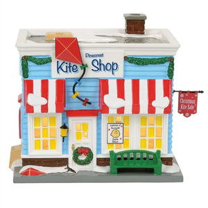 Pinecrest Kite Shop Peanuts Village