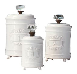 Circa Canister Set of 3