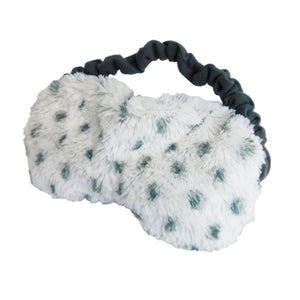 Warmies® Plush Eye Mask Snowy