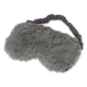 Warmies® Plush Eye Mask Gray