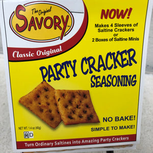 Original Savory Cracker Mix