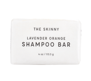 Lavender Orange Shampoo Bar