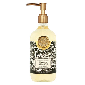 Michel Design Works Honey Almond Dish Soap