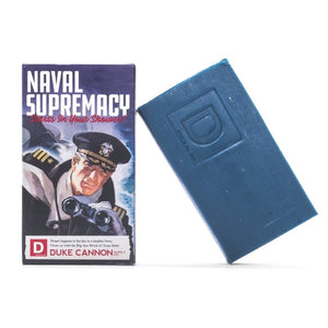 Duke Cannon Naval Soap