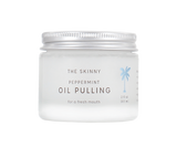 Peppermint Oil Pulling Coconut Oil - 2 oz