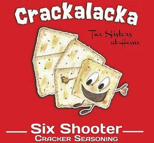 Crackalacka Six Shooter