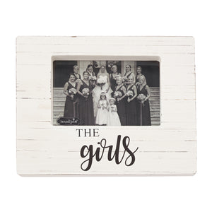 Mud Pie The Girls Block Frame