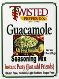Twisted Pepper Guacamole Seasoning