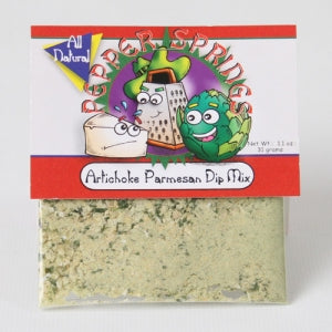 Pepper Springs Artichoke Parmesan Dip Mix