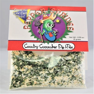 Pepper Springs Country Cucumber Dip Mix