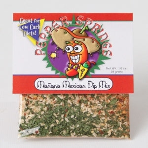 Pepper Springs Manana Mexican Dip Mix