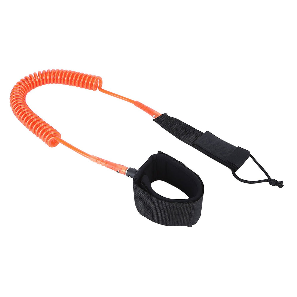 coiled surf legrope orange
