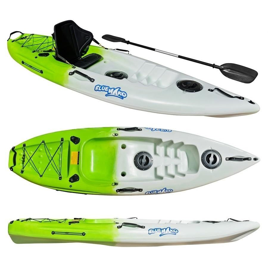 f26 | entry level kayak-green | white