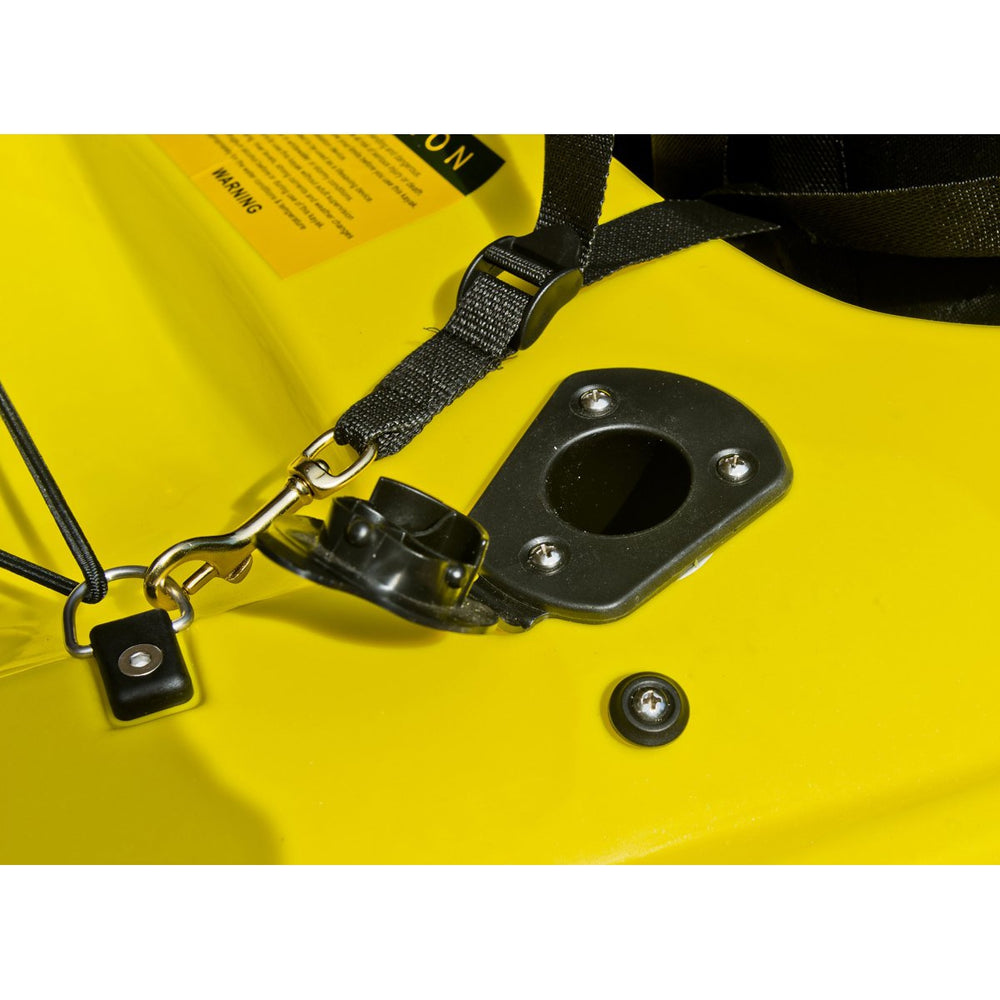 f30 | recreational fishing kayak-flush-rod-holder