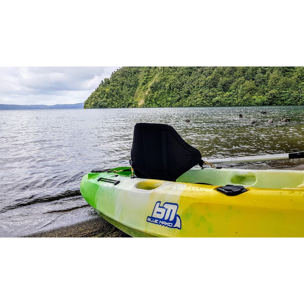 f30 | recreational fishing kayak at the lake Rotorua