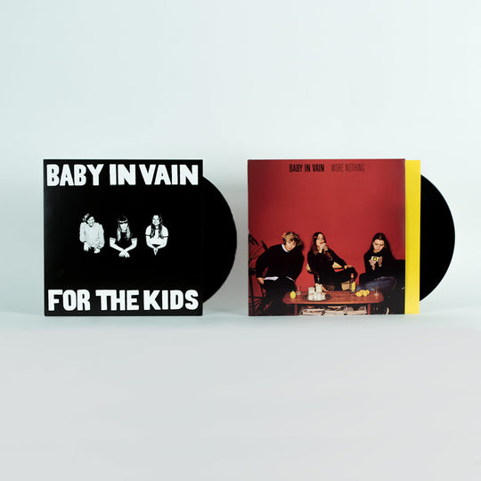 Baby In Vain LP Bundle