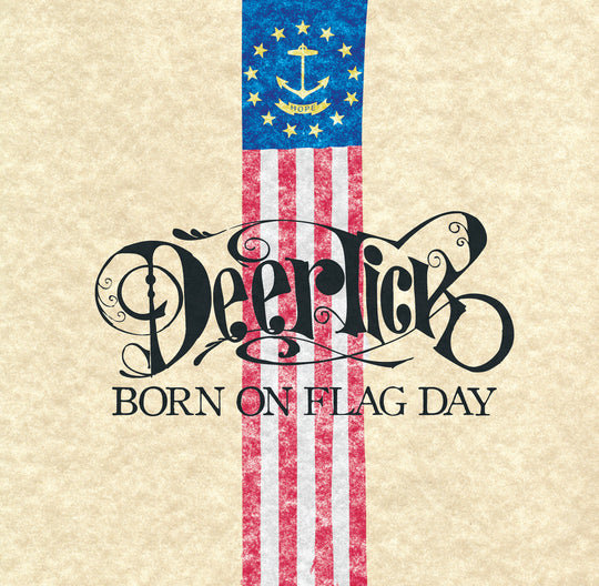 Deer Tick - Born On Flag Day