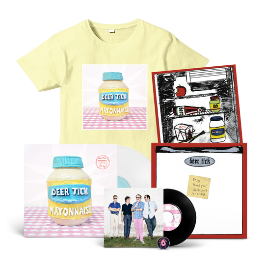 Deer Tick - Mayonnaise Deluxe Bundle