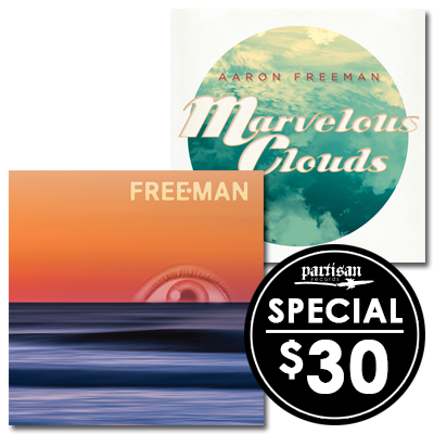 Marvelous Clouds + FREEMAN Vinyl Package