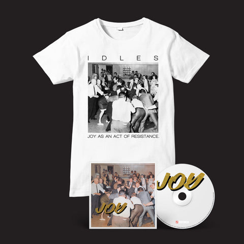 IDLES - JOY CD Bundle