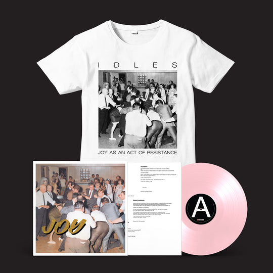 IDLES - JOY LP Bundle