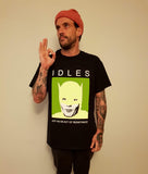 IDLES - Batman T-shirt (Black)