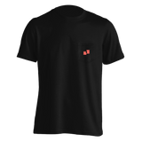 Partisan Records Pocket Tee - (Black)
