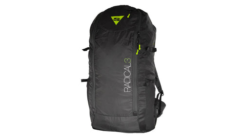 REVERSIBLE BACK PACK AIRBAG