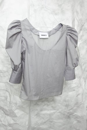 Nu Top in Cloudy Gray