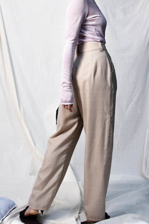 Easy Going Twist Pants