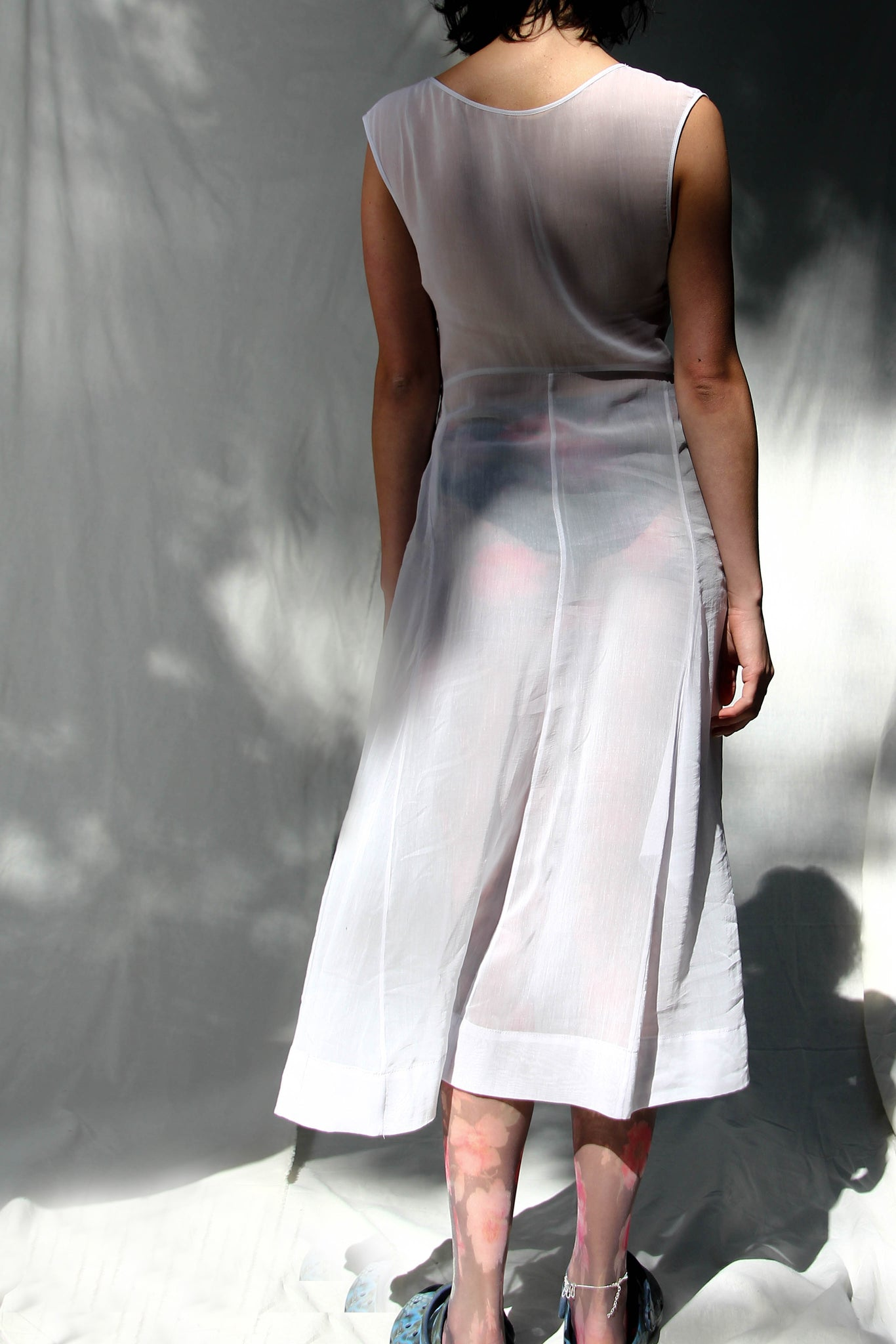 Sheer Cloud Dress