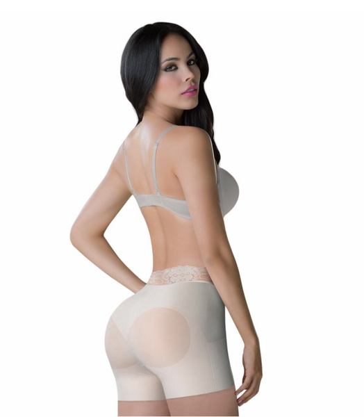 Colombian Slimming Shaper Shorts | Mid Rise & Tummy Control 2054