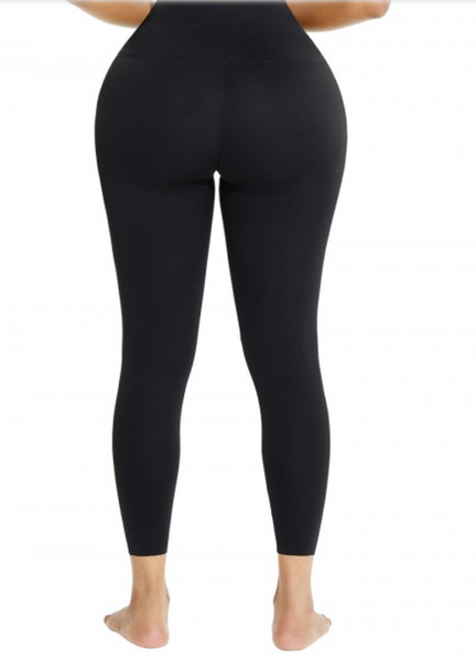 High Waist stretch leggings with waist trainer